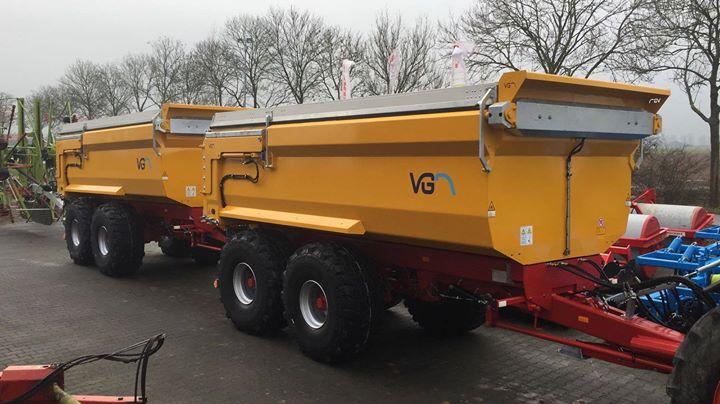 2x VGM ZK22-2 voor Kütschruiter