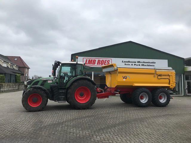 Nieuwe VGM ZK18 afgeleverd aan
