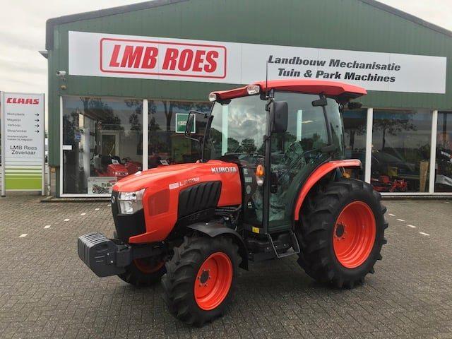 Kubota tractor afgeleverd aan Bulten