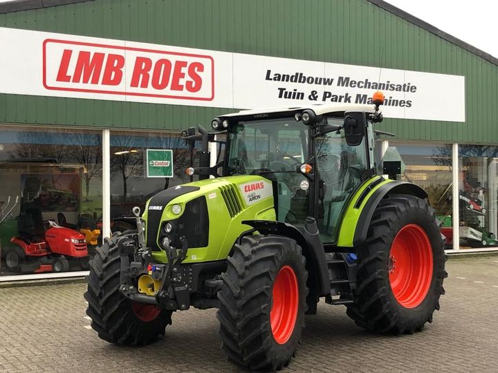 Claas machines