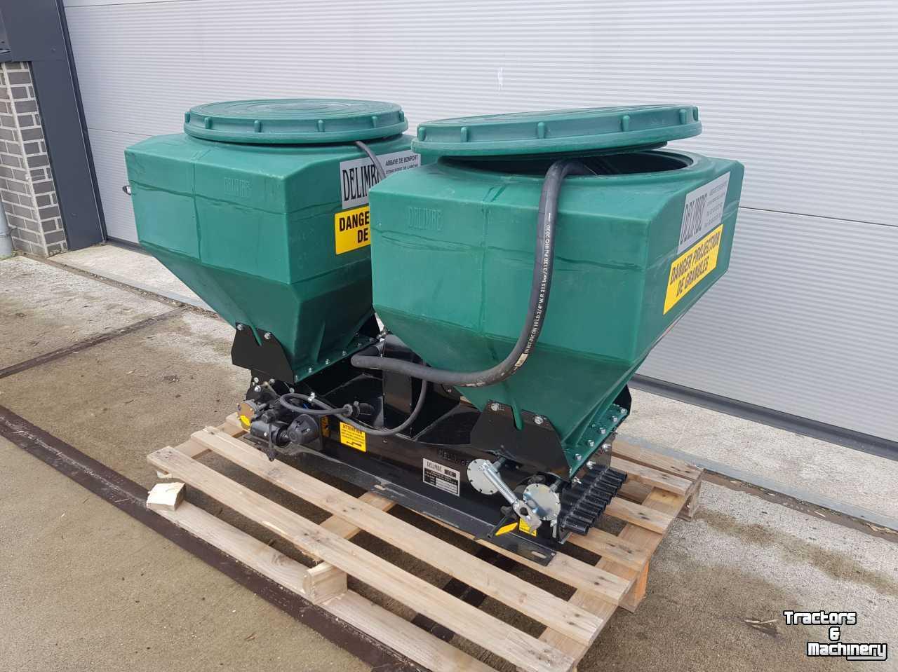 Delimbe Delimbe T15-DUO120L-16S hydr.