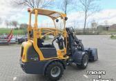 Eurotrac W11 shovel wiellader kniklader